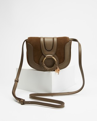 See by Chloe Women's Brown Leather bags - Hana Mini Cross Body Bag - Size One Size at The Iconic