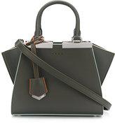 Fendi Mini 3Jours tote bag - women - Calf Leather - One Size