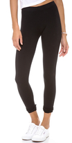 So Low SOLOW High Rise Stirrup Leggings