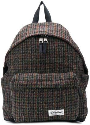 Eastpak Padded Park houndstooth backpack