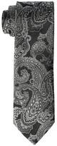 Eton Paisley Tie (Black) Ties