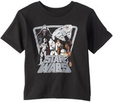 Star Wars Toddler Boy Episode VII The Force Awakens Tee