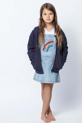 Zadig & Voltaire Kids Liberty Sweat-Shirt
