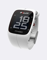 Polar M400 GPS Watch White
