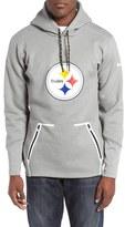 Nike Men's Steelers Vapor Speed Hoodie