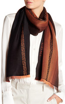 Versace Wool Ombre Scarf