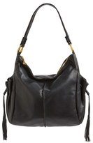 Hobo 'Tempest' Leather Bag - Black