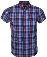Luke 1977 The Warrior Shirt Blue