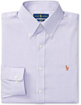 Polo Ralph Lauren Men's Pinpoint Oxford Dress Shirt