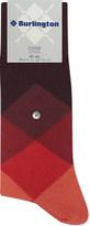 Burlington Clyde cotton-blend socks