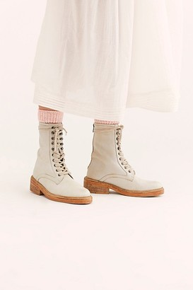 Free People Fp Collection Santa Fe Lace-Up Boot by FP Collection at