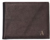 Cathy's Concepts Women's Monogram Bifold Wallet - Brown