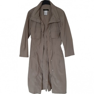Max Mara Weekend Beige Trench Coat for Women
