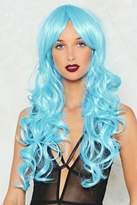Nasty Gal nastygal Ice Queen Curly Wig