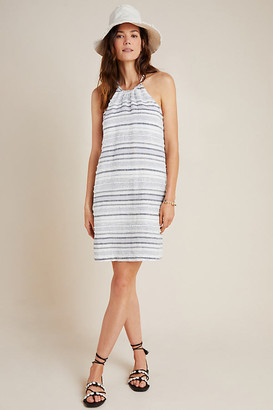 Cloth & Stone Striped Halter Tunic By in Assorted Size S