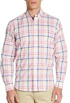 Tailorbyrd Regular-Fit Jet Ski Cotton Sportshirt