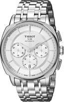 Tissot Men's T0595271103100 T Lord Analog Display Swiss Automatic Watch