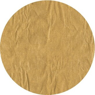 Wenger East Urban Home Wool Brown Area Rug East Urban Home Rug Size: Round 5'