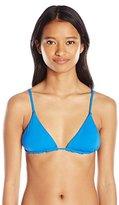Billabong Women's Sol Searcher Triangle Bikini Top