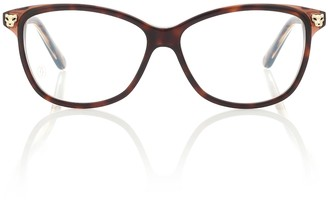 Cartier Eyewear Collection Panthere de glasses