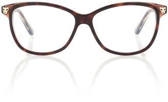 Cartier Eyewear Collection Panthere de Cartier glasses