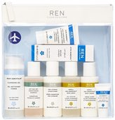REN Grab & Go Kit Face & Body Skincare Set