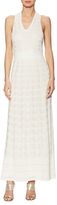 M Missoni Ripple Stitch Maxi Dress