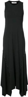 The Row Ojoie Dress Black