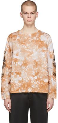 Dickies Clot Brown Edition Tie-Dye Apron Sweatshirt