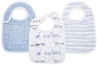 Aden Anais Rising star - 3 pack classic snap bibs