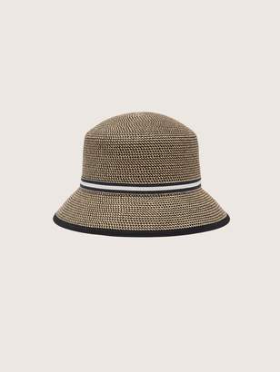 Straw Cloche Hat with UV protection - Canadian Hat