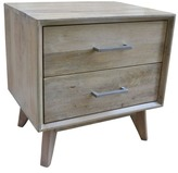 2 Drawer Celeste Bedside Table