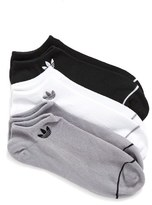 adidas Women's Superlite 3-Pack No-Show Socks