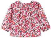 Jacadi Girls' Floral Blouse