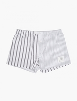 Thom Browne Striped Cotton Boxer Shorts