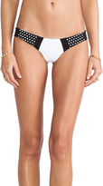 Beach Bunny Laser Cut Skimpy Bottom
