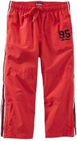 Osh Kosh Toddler Boy Jersey-Lined Matte Athletic Pants