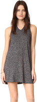 Riller & Fount Slight Scoop Mini Dress