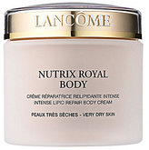 Lancôme Nutrix Royal Body Cream