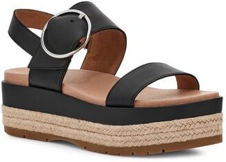 UGG April Espadrille Platform Sandal