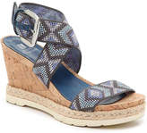 White Mountain Pearl Wedge Sandal - Women's