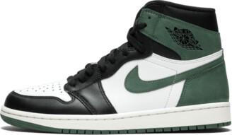 Jordan Air 1 Retro High OG 'Clay Green' Shoes - Size 8
