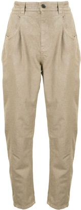 Brunello Cucinelli Relaxed-Fit Glitter Jeans