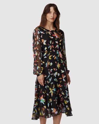 gorman Rebekah Devore Dress