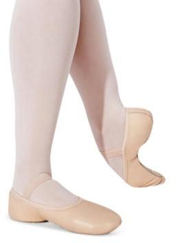 Capezio Little Girls Lily Ballet Shoe