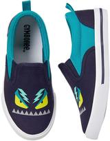 Gymboree Monster Sneakers