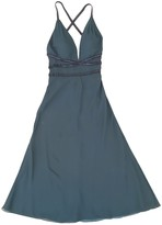 Adolfo Dominguez Green Dress for Women