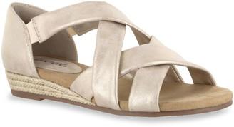 Easy Street Shoes Zora Women's Wedge Sandals