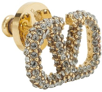 Valentino Logo Earrings