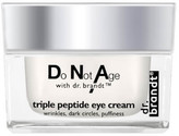 Dr. Brandt Skincare Do Not Age with Triple Peptide Eye Cream (15g)